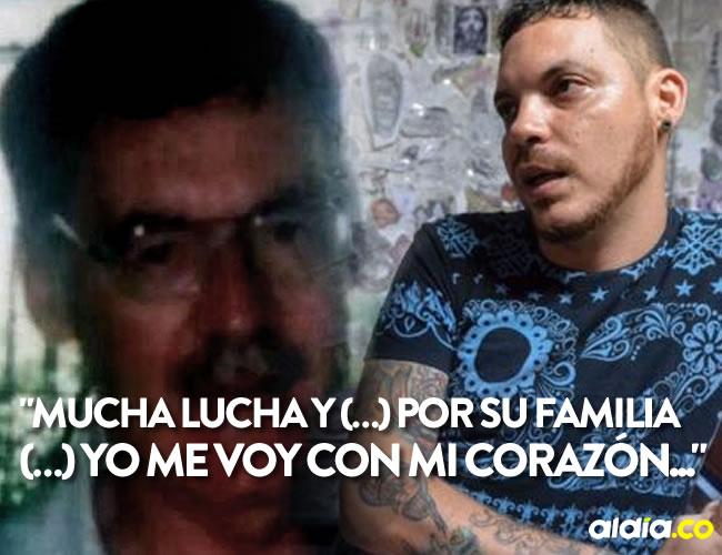 Ismael Enrique Arciniegas pudo hablar con su hijo por teléfono minutos antes de su ejecución   ALDÍA.CO