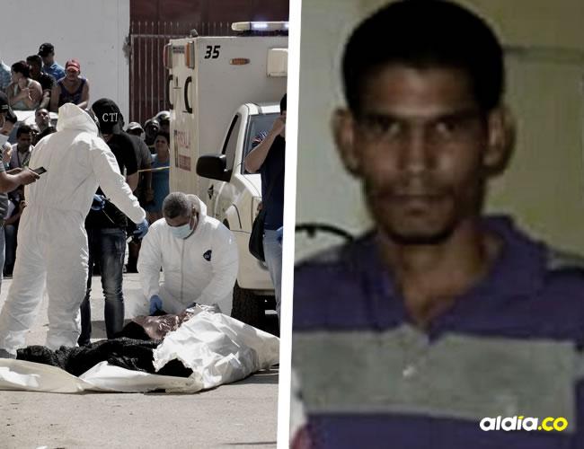 A Marlon Mario Muñoz Cepeda, de 34 años, lo torturaron, empalaron y asesinaron en Barrio Abajo | ALDÍA.CO