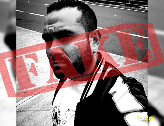 Daniel Vivas publicó en su cuenta de Twitter el falso acoso que sufrió en el Estéreo Picnic
