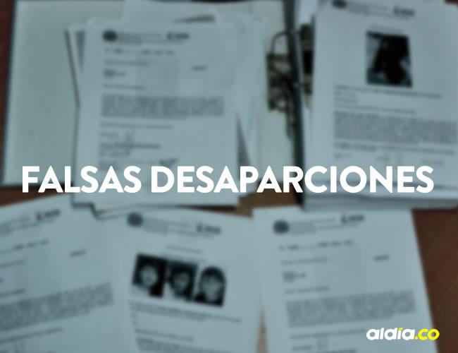 Cada semana son reportados casos de personas desaparecidas en la sede del Cuerpo Técnico de Investigación (CTI) | ALDÍA