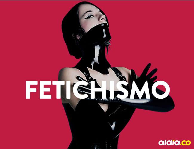 El fetiche es una manera de aumentar el placer con la presencia de un objeto | Ppcorn