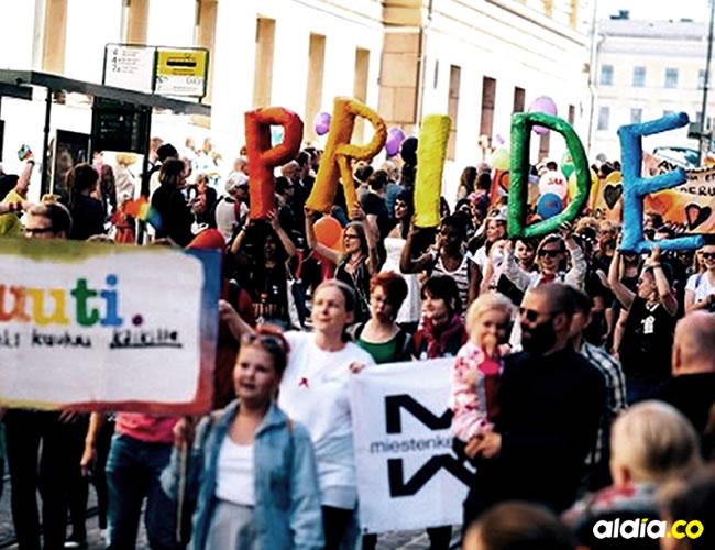 Los gais y lesbianas tendrán los mismos derecho que una pareja heterosexual | El blog de Finlandia