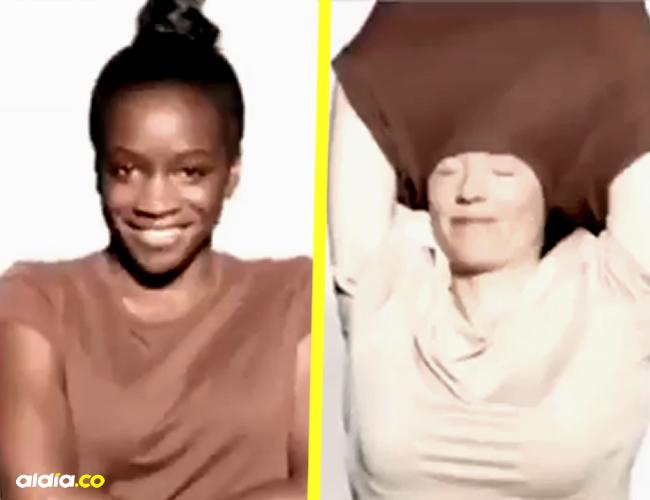 'Dove' quería demostrar era que el producto era apto para todo tipo de piel   ALDÍA.CO