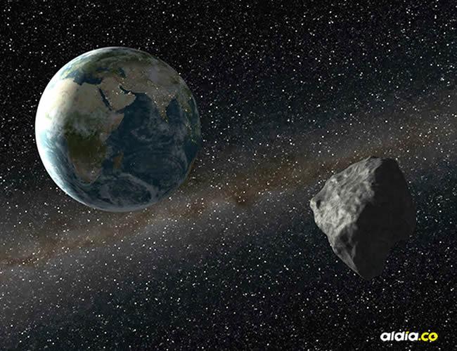 El próximo acercamiento de un objeto equiparable tendrá lugar cuando el asteroide 1999 AN10, de 800 metros de diámetro, nos pase a una distancia lunar en agosto de 2027 | Cortesía