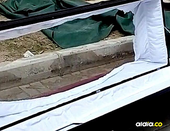 El hijo de la difunta tomará acciones legales en contra del cementerio | Emisora Atlántico