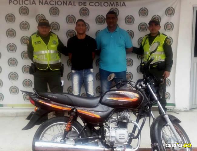 La seguridad del cuadrante inició la persecución de los sospechosos sin perderlos de vista | Cortesía