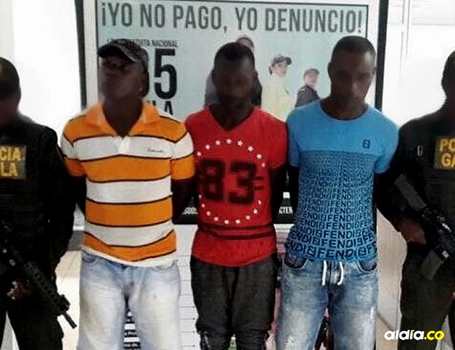 La conversación estaba siendo interceptada por la Policía   Policía de Chocó