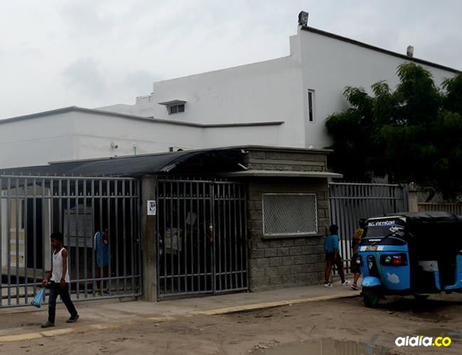 Carrillo Elles fue impactado en un brazo y lo llevaron a la Clínica Adelita de Char | ALDÍA