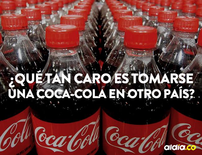 En Colombia, una botella de 2 litros nos sale alrededor de 4.000 pesos en comparación con otros lugares del mundo | ALDÍA.CO