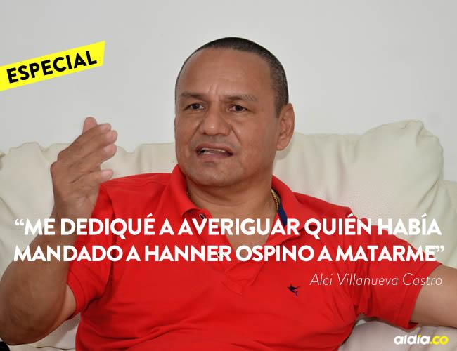 Alias el 'Flaco' también le aseguró a la Fiscalía que había sido visitado tres veces en la cárcel por un abogado que identificó Willy Ernesto Menkel Padilla | ALDÍA
