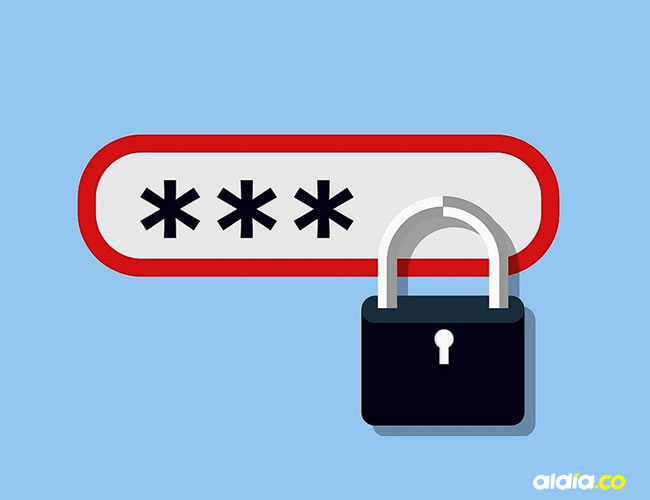 Fueron más de 5 millones de contraseñas robadas este año | Ilustrativa
