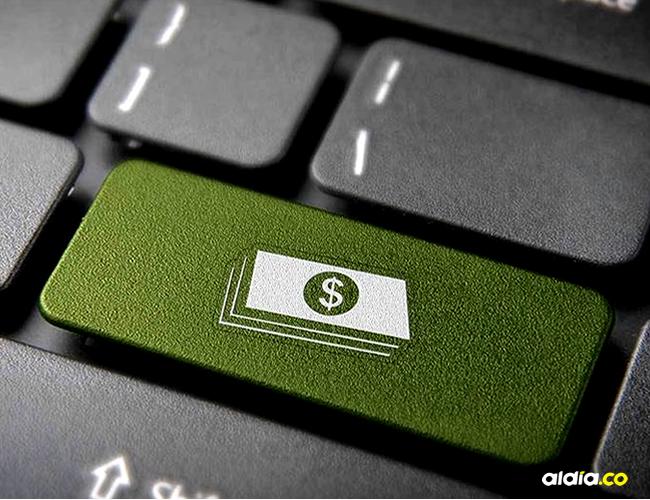Trata de promover el pago digital y hacer que el seguimiento de estas operaciones financieras sea más fácil   Ilustrativa
