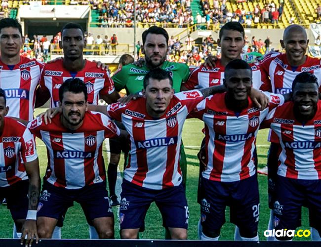 Édinson Toloza, criticado hasta la saciedad en torneos anteriores, se convirtió en el jugador más destacado del equipo en medio de la irregularidad | EL HERALDO