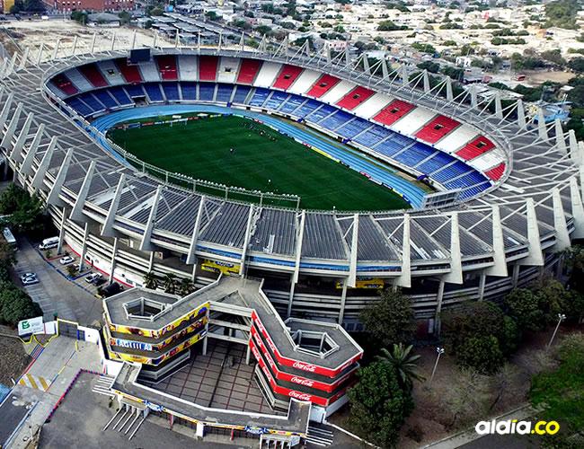 El partido inaugural del estadio Metropolitano fue entre Junior y la Selección de Uruguay el 11 de mayo de 1986 | Giovanny Escudero Jessurum
