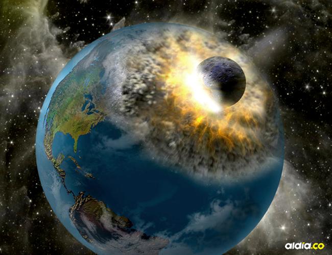 Se relaciona con el planeta Nibiru o Planeta X, el cual chocará con la Tierra | Ilustrativa