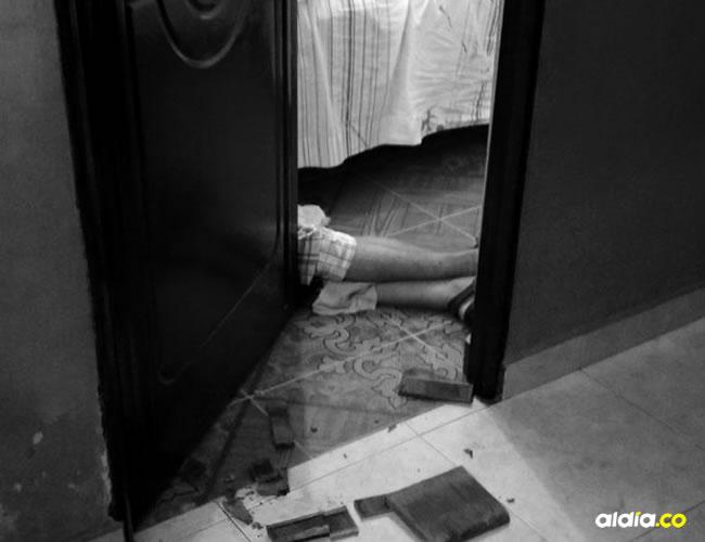La Policía encontró encerrados en una de las habitaciones a dos niños, de seis y nueve años | Archivo particular