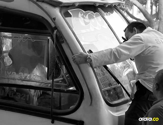 Trabajaba como ayudante del conductor de una buseta de la empresa Cootrasol, de placas UYO-321 | Jesús Rico