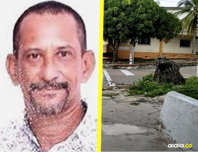 Los vecinos lo ayudaron y lo trasladaron hasta la clínica La Asunción, en donde murió | ALDÍA