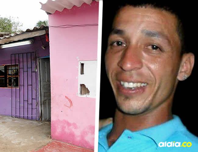Miguel Ángel Valdés Tobón fue asesinado en la casa en la que buscaba refugio | ALDÍA