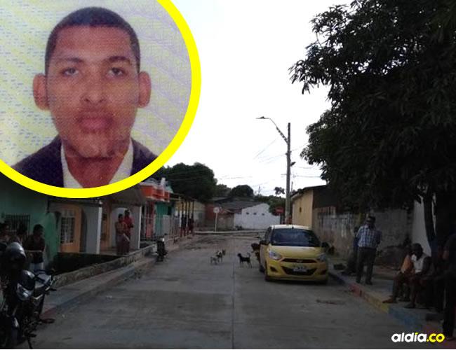 Dos sujetos en una moto llegaron al lugar y abrieron fuego contra Carlos Alberto | ALDÍA.CO