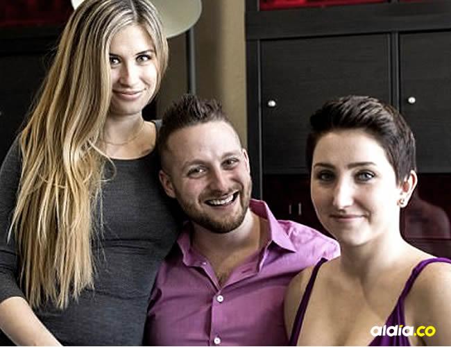 Los tres viven juntos en Austin, Texas, en Estados Unidos | Cortesía