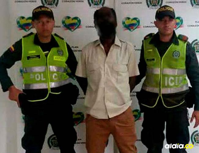 El presunto asesino fue puesto a disposición de la Fiscalía bajo el delito de maltrato animal | Noticias Caracol
