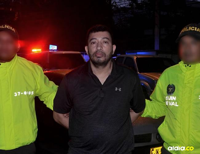 Al parecer el hombre, de 35 años, era el líder de la banda 'Los Pájaros' | Policía de Medellín