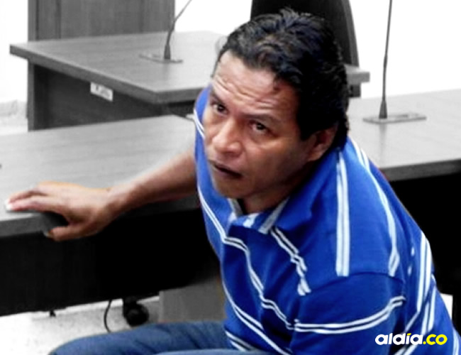 Ruedas Torres fue arrestado en el 2015 cuando se encontraba en un centro comercial | ALDÍA.CO