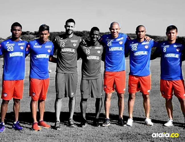 Julio Avelino Comesaña confirmó los nombres de los cinco jugadores que no continuarán en el equipo para el segundo semestre | Archivo
