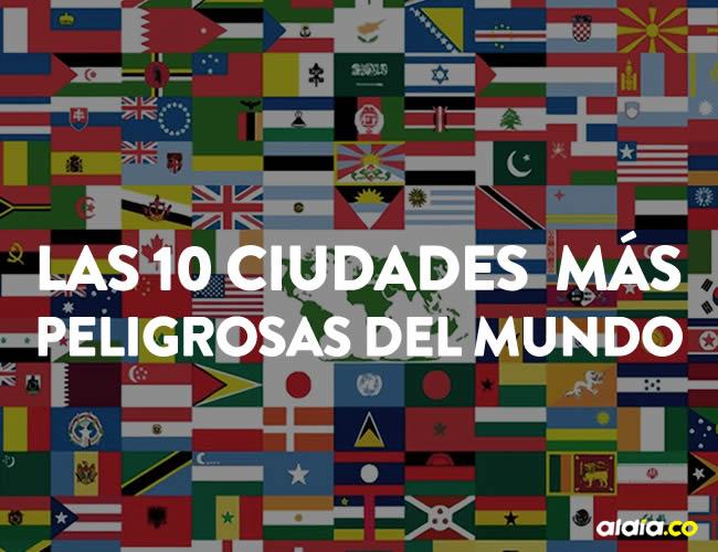 Entre la lista de 50 ciudades que fue publicada en marzo de este año se encuentran cuatro colombianas | ALDÍA.CO
