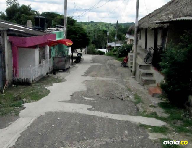 El hecho ocurrió en el barrio El Mercado, en el municipio de Ovejas | ALDÍA