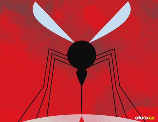 Lo más gracioso del caso es que a ciertas personas nunca les pican por más que haya un gigantesco grupo de mosquitos alrededor | Ilustrativa