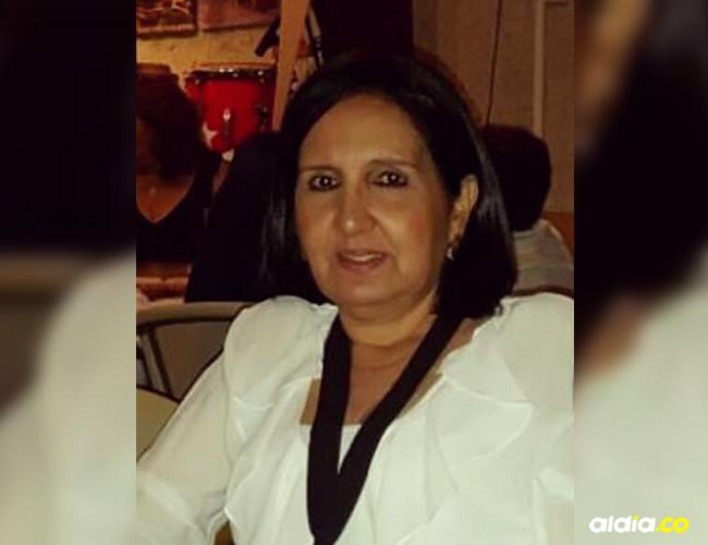 Mary Cepeda Visbal, de 56 años, fue arrollada por un bus de Juan de Acosta | Cortesía