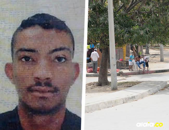 John Jairo De la Cruz De la Rosa, de 31 años, dejó una hija de 13 años | ALDÍA