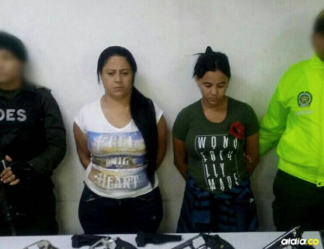 La Policía Metropolitana las vinculó al oscuro mundo del alquiler de armas de fuego que se utilizan en atracos y homicidios | ALDÍA