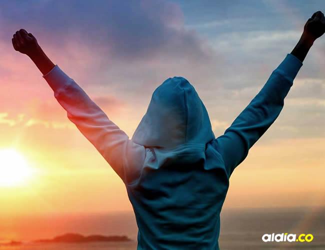 La felicidad es una meta que todos como seres humanos nos imponemos en nuestra vida | Cortesía