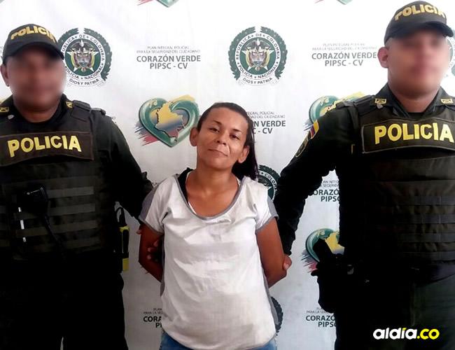 Mary Luz logró despojar al vigilante de su arma de dotación, un revólver calibre 38 | ALDÍA