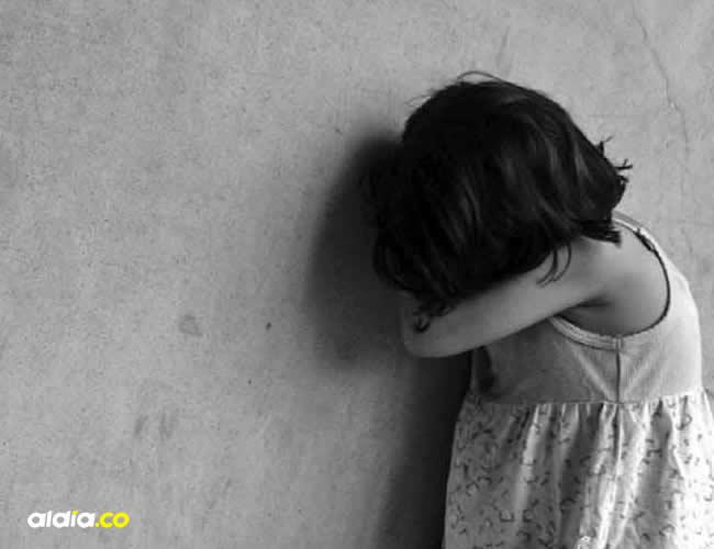 La menor quedó huérfana de padre y madre | Cortesía