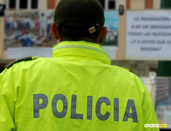 El uniformado fue dictaminado con la medida de casa por cárcel y fue suspendido de su cargo | ALDÍA.CO