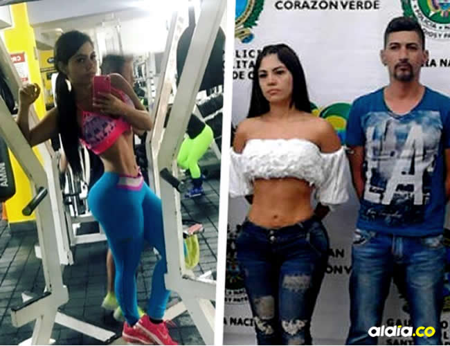 Paulina Karina Díaz habría hecho actividades de distracción e inteligencia para poner a estas personas en manos de los secuestradores   Cortesía