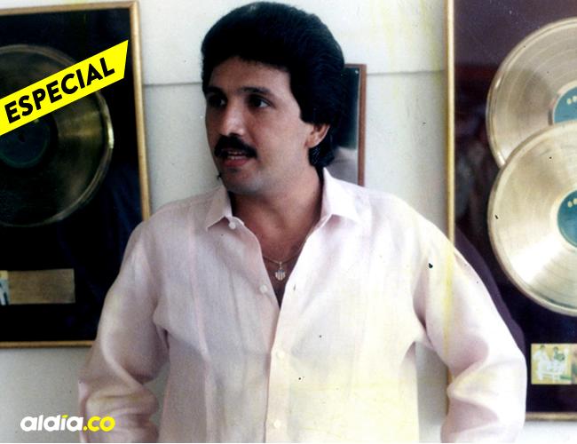 Rafael Orozco falleció el 11 de junio de 1992 de ocho balazos a las afueras de su casa en Barranquilla | Luis Felipe De la Hoz