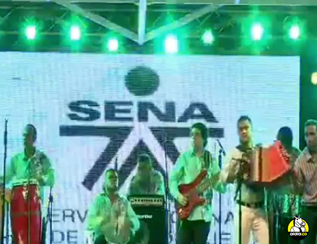 Se encontraban dando un concierto en Codazzi, Cesar | Captura
