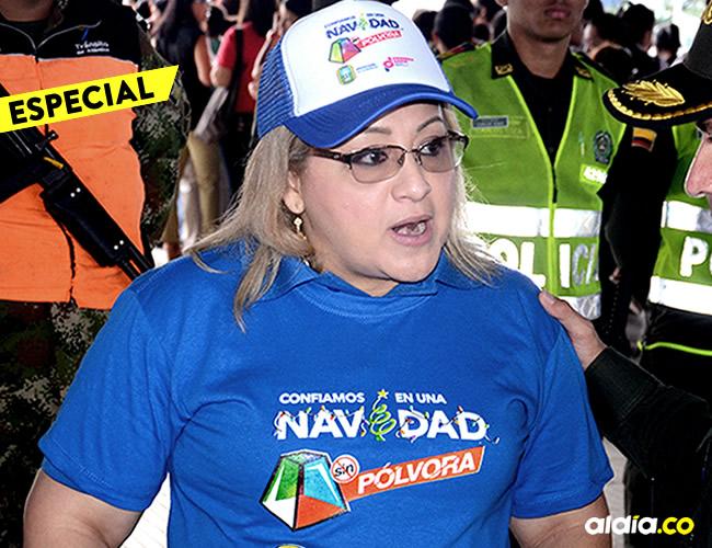 Rosa Madera dijo que su cliente la había engañado al ocultarle que los terrenos que iban a demandar eran propiedad del Estado   Cortesía