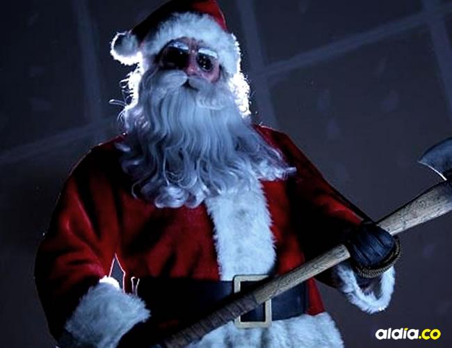 Algunos creen en brujas que traen regalos y otros que Santa está acompañado por un monstruo   Ilustrativa
