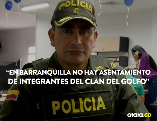Coronel José Palomino, subcomandante de la Metropolitana en su visita a AL DÍA | ALDÍA