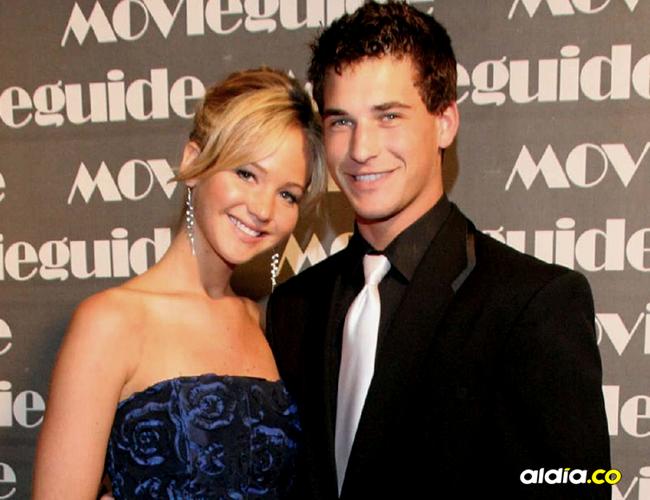 Jennifer Lawrence y Clay Adler se conocieron cuando ambos comenzaban sus carreras  Cortesía
