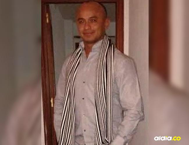 Lewis Enrique Ceballos Torres, de 46 años, fue el taxista degollado este lunes | José Puente Sobrino y Cortesía