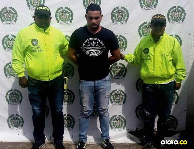 José Alberto Yepes Ariña, de 21 años, oriundo de Rriohacha (La Guajira), el taxista violador en serie capturado por abusar sexualmente a mujeres   Cortesía