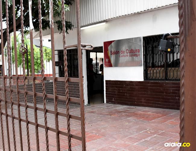 Al asaltante que ingresó al claustro académico lo esperaba en la entrada un compinche al mando de una motocicleta | ALDÍA