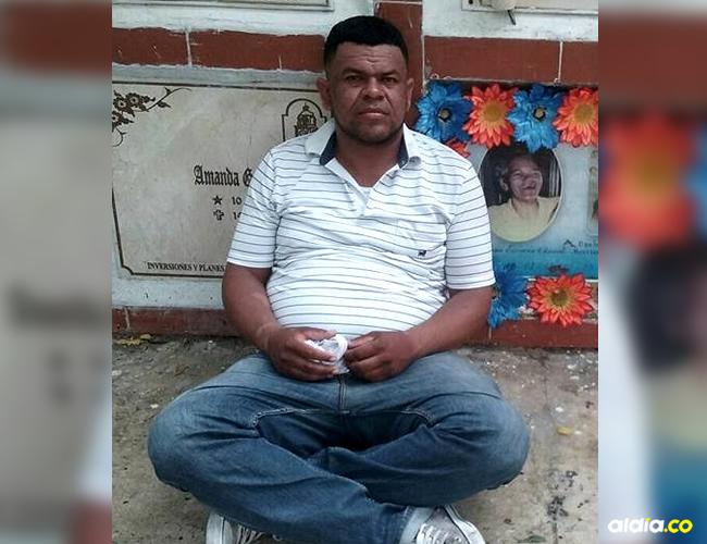 Manjarrez Escorcia tenía anotaciones por hurto y porte ilegal de armas de fuego   ALDÍA